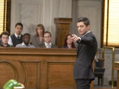 Dominic Cooper en 'Reasonable doubt'