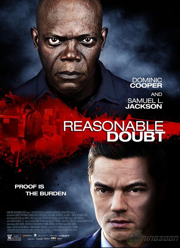Póster de 'Reasonable doubt'