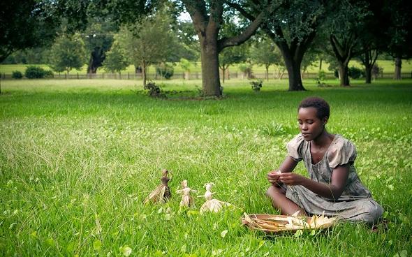 Lupita Nyong'o en '12 años de esclavitud'