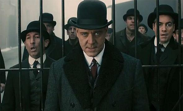 Russell Crowe en 'Winter´s tale'