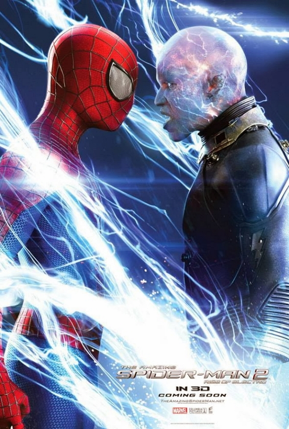 'The Amazing Spider-Man 2: El poder de Electro'