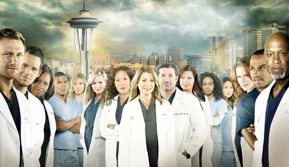 'Anatomía de Grey' temporada 10