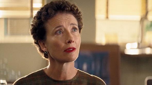 Emma Thompson en 'Al encuentro de Mr. Banks'