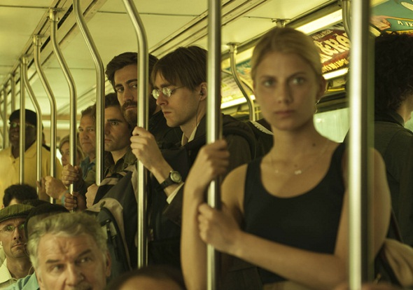 Jake Gyllenhaal y Melanie Laurent en 'Enemy'