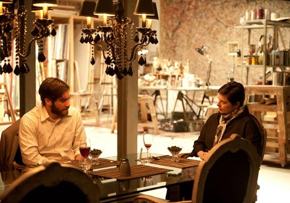 Gyllenhaal e Isabella Rosellini en 'Enemy'
