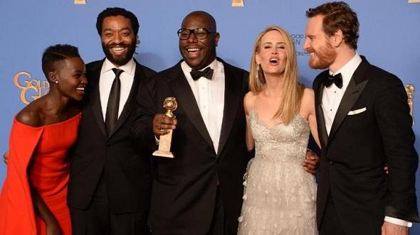 '12 años de esclavitud', mejor drama