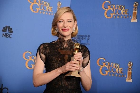 Cate Blanchett, mejor actriz dramática
