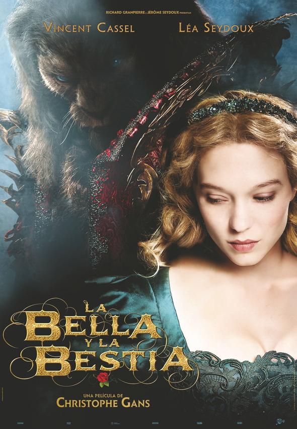 La bella y la bestia (La Belle et La Bete)
