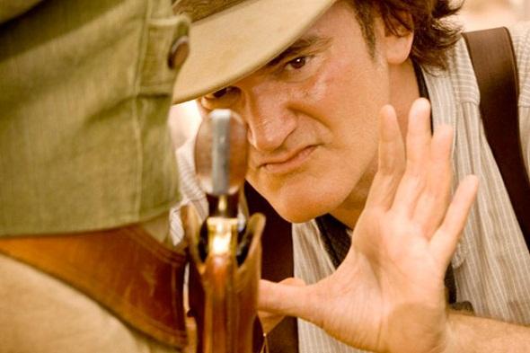 Tarantino rodando 'Django desencadenado'
