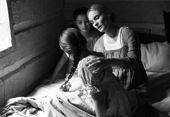 Diane Krueger por 'The better angels'