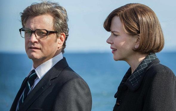 Colin Firth y Nicole Kidman en 'Un largo viaje'