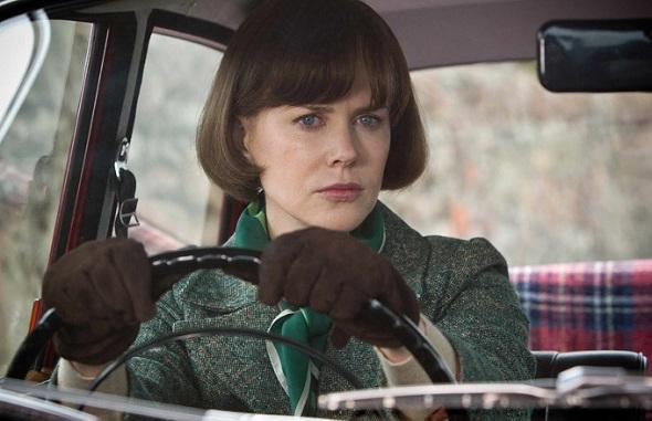 Nicole Kidman en 'Un largo viaje'