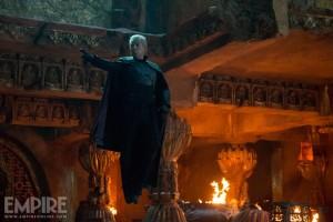 Ian McKellen como Magneto en 'X-Men: Días del futuro pasado'