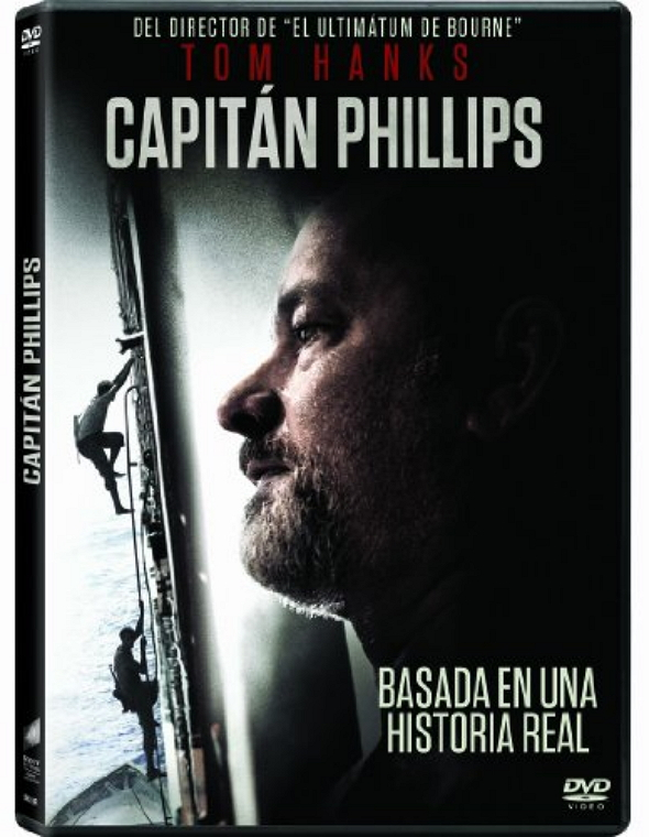 'Capitán Phillips' en DVD