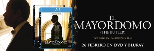 El mayordomo. Edición DVD y BD