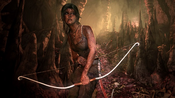 Tomb Raider Definitive Edition. Lara.