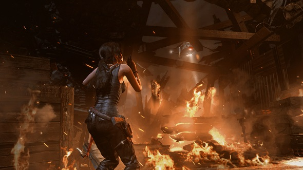Tomb Raider Definitive Edition.