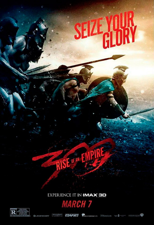 300: el origen de un Imperio (Rise of an Empire)