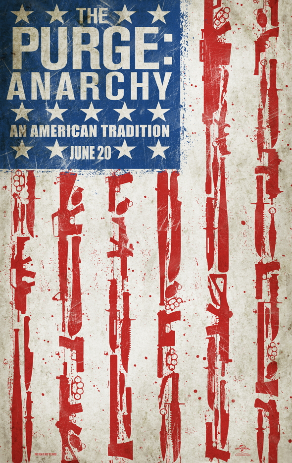 'The Purge: anarchy'
