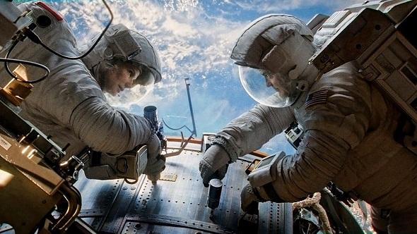 'Gravity', mejor fotografía