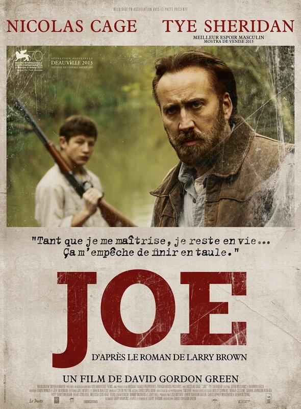 Póster francés de 'Joe'
