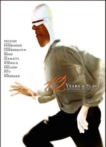 Póster de Pixar para '12 años de esclavitud'
