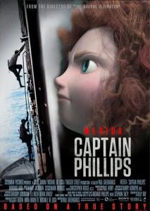 Pósteres de Pixar para 'Capitán Phillips'