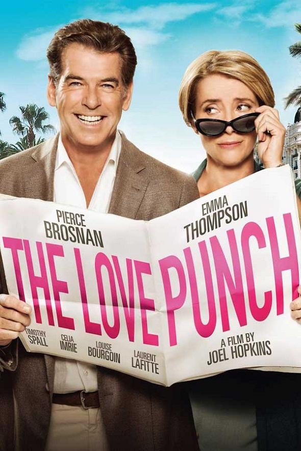 Póster de 'The love punch'