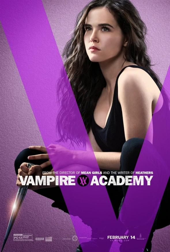 Vampire Academy: blood sisters