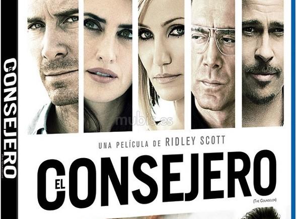 'El Consejero'. Edición BD.