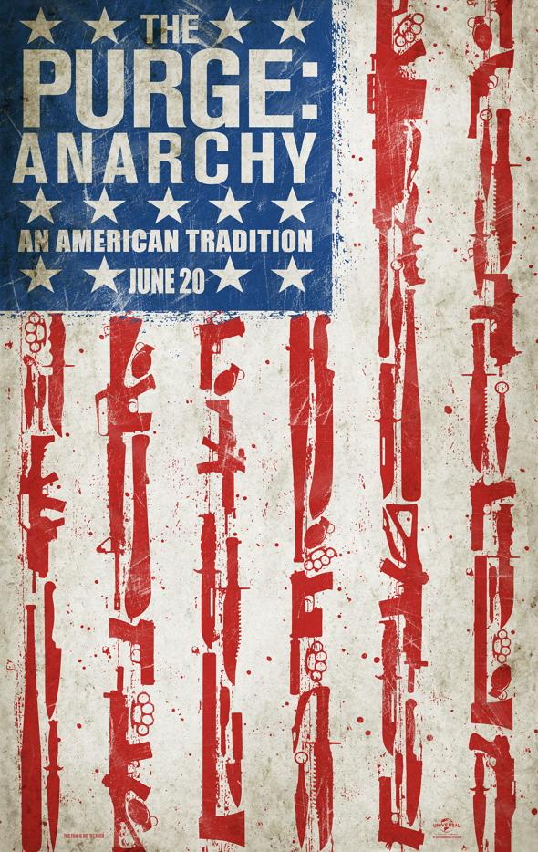 The Purge: Anarchy'