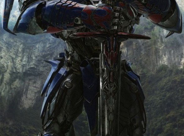 'Transformers: la era de la extinción (Age of extinction)'