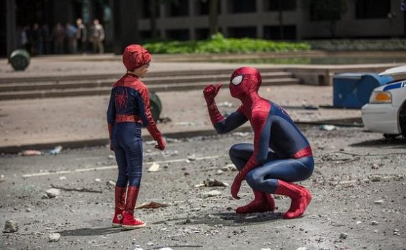 Nueva imagen de 'The amazing Spider-Man 2: El poder de Electro'