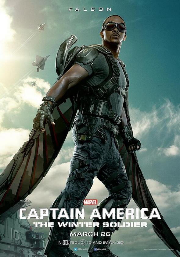 Capitán América: el Soldado de Invierno Carrusel