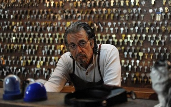 Al Pacino en 'Manglehorn'