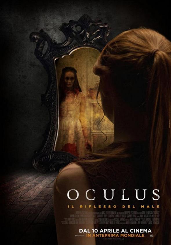 trailer de oculus latino dating