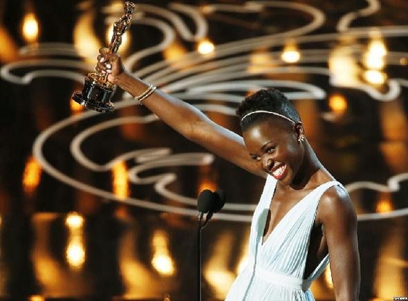 Lupita Nyong'o, mejor actriz de reparto
