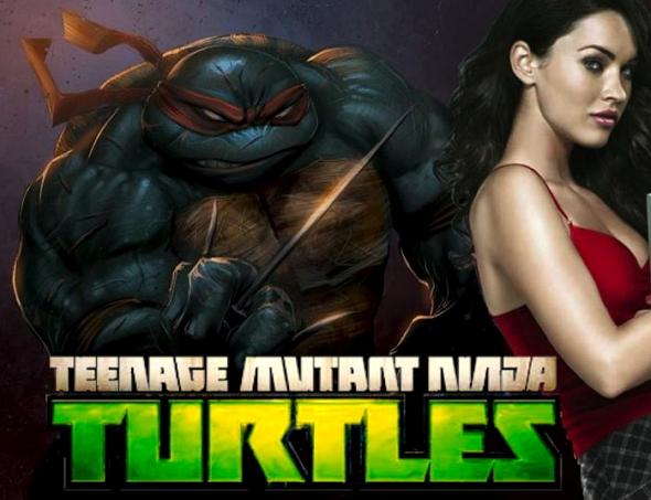'Las tortugas Ninja (Teenage mutant Ninja turtles)'