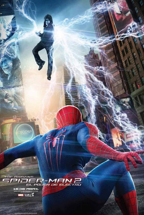 The amazing-spider-man-2