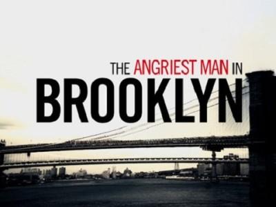 'The angriest man in Brooklyn' carrusel