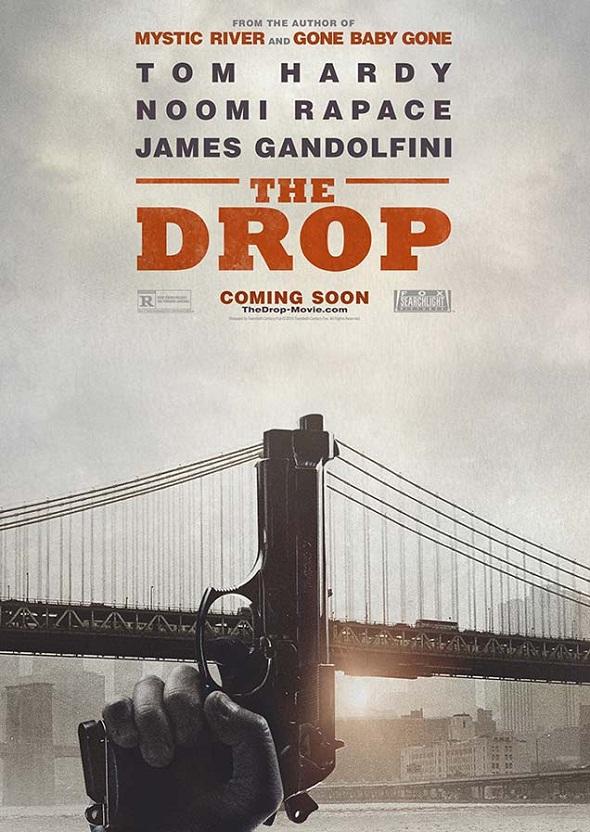 Póster de 'The drop'