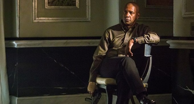 'The equalizer' carrusel