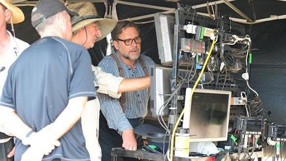 Russell Crowe dirige 'The water diviner'
