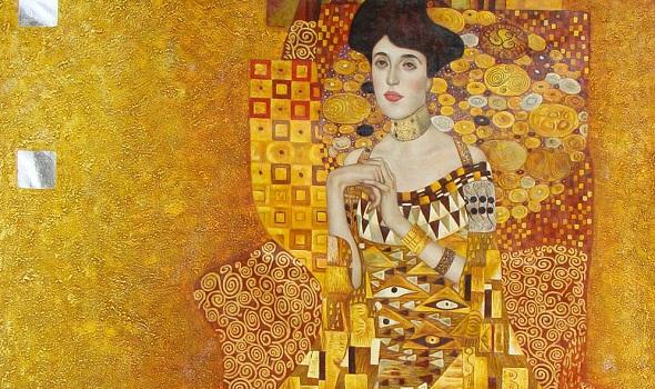 Este cuadro de Klimt da título a la película