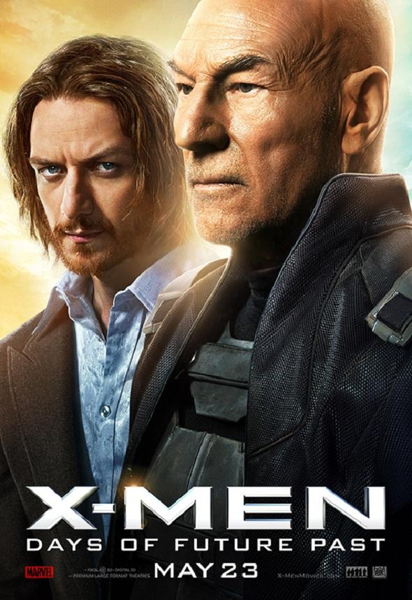 Los dos Xavier se dan cita en esta aventura mutante