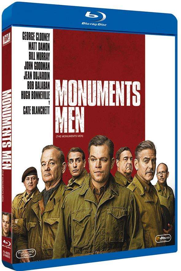 Monuments Men. Edición BD