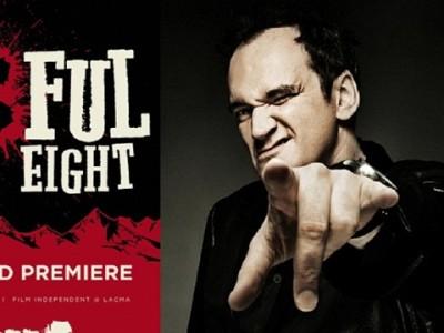 'The hateful eight' carrusel