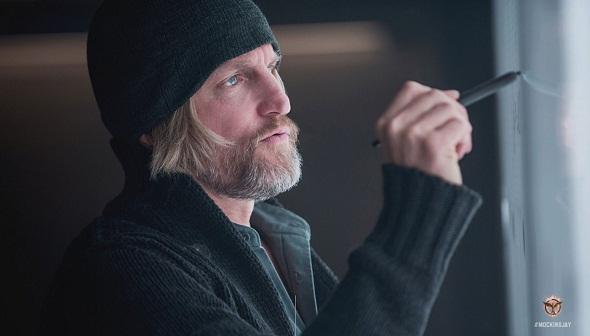 Woody Harrelson en 'Los juegos del hambre: Sinsajo- Parte 1'