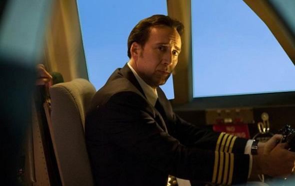 Nicolas Cage en 'Left behind'
