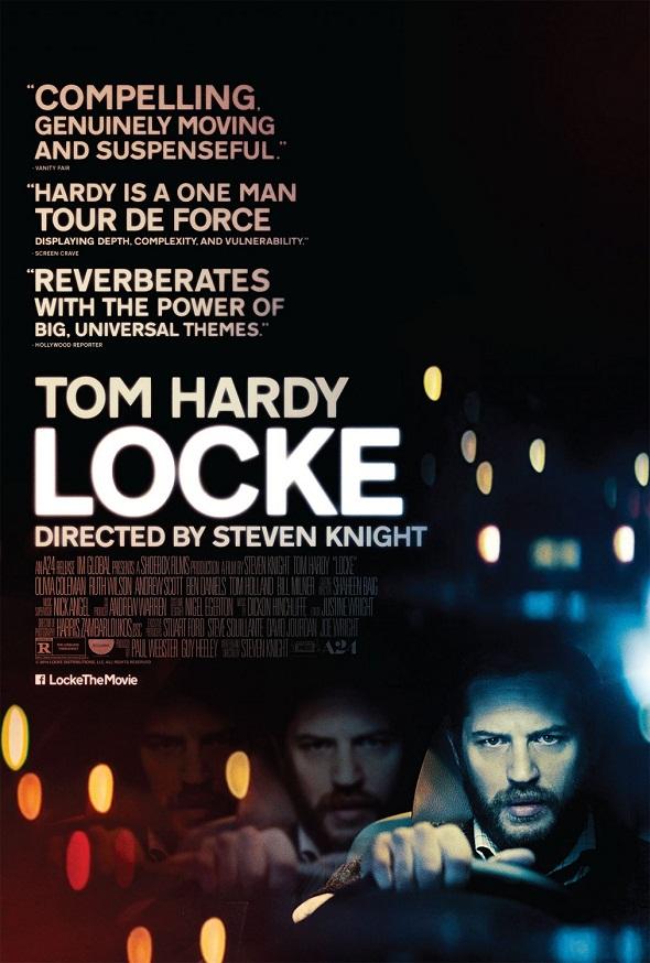 Póster de 'Locke'